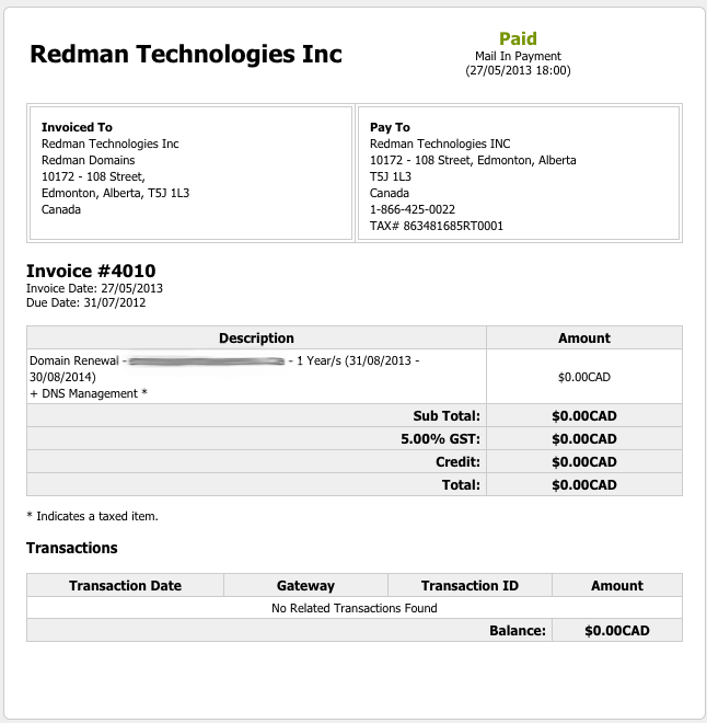 can i pay my invoices online redman knowledgebase